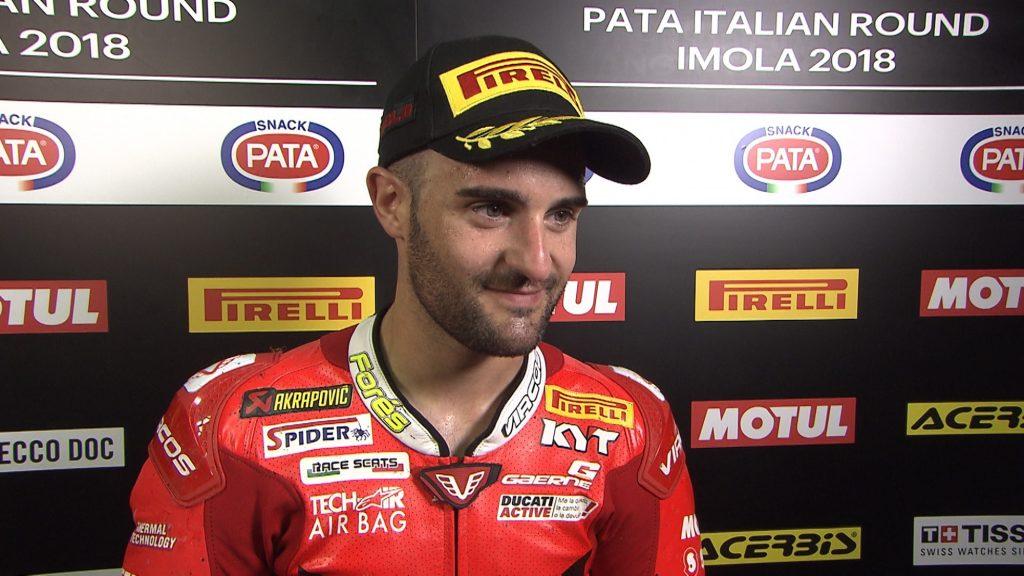 SBK | Pata Italian Round, Gara1: quinto posto per Xavi Fores