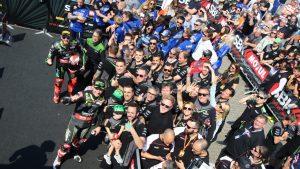 SBK   Pata Italian Round: Kawasaki a caccia di record