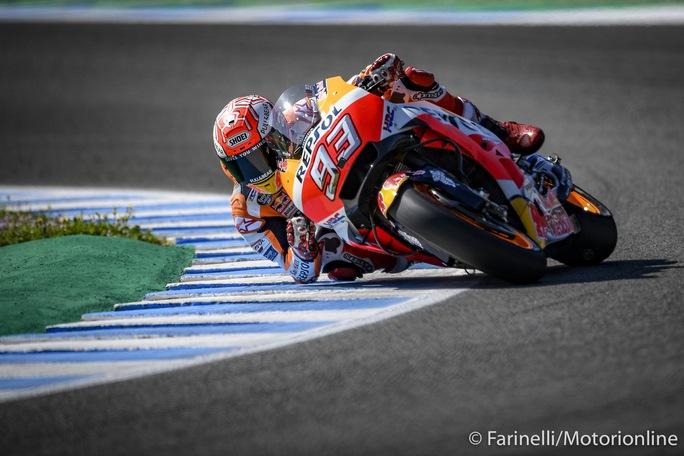 Trionfa Marquez e vola in classifica: Iannone terzo, Valentino è quinto