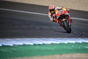 MotoGP | Gp Jerez Gara: Domina Marquez, strike Lorenzo, fuori insieme a Dovizioso e Pedrosa