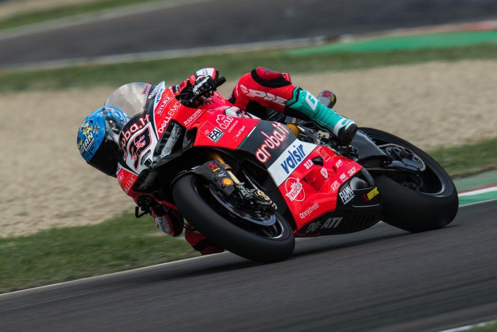 SBK | Pata Italian Round, Gara1: terzo posto per Marco Melandri