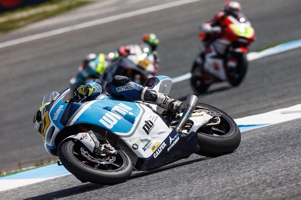 Moto2 | Gp Jerez: Lukas Tulovic sostituirà l'infortunato Aegerter