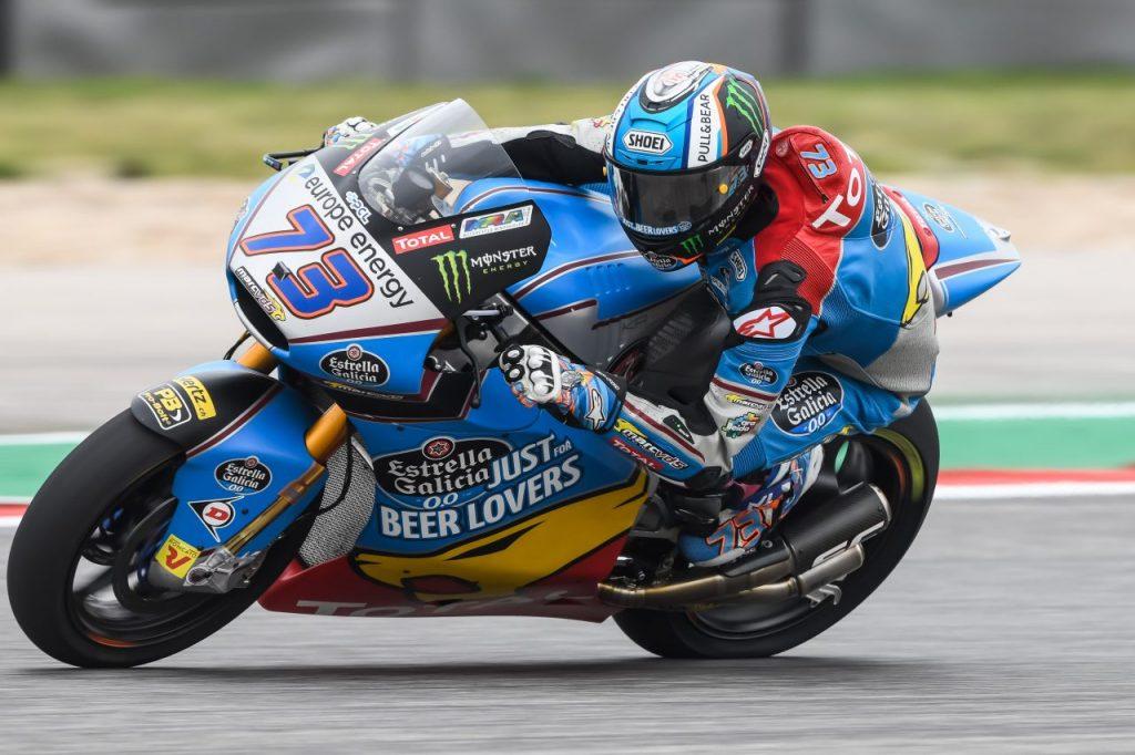 Moto2 | Gp Jerez FP2: Marquez il più veloce, ma che passo Baldassarri