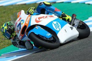 Moto2   Gp Jerez Qualifiche: Strepitoso Baldassarri, prima pole in carriera
