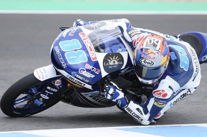 Moto3   Gp Jerez Qualifiche: Martin indomabile, Di Giannantonio in prima fila