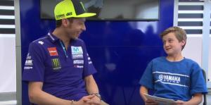 MotoGP   Edwards Jr intervista Maverick Vinales e Valentino Rossi
