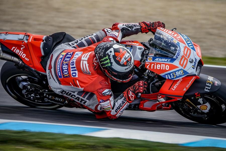 MotoGp Spagna, trionfa Marquez a Jerez: