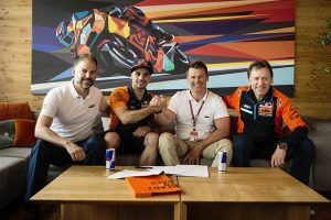 MotoGP | Ufficiale, Oliveira in Tech3 dal 2019