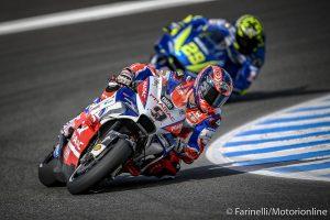 """MotoGP   Gp Jerez Qualifiche: Petrucci, """"Le sensazioni sono buone, per domani sono fiducioso"""""""