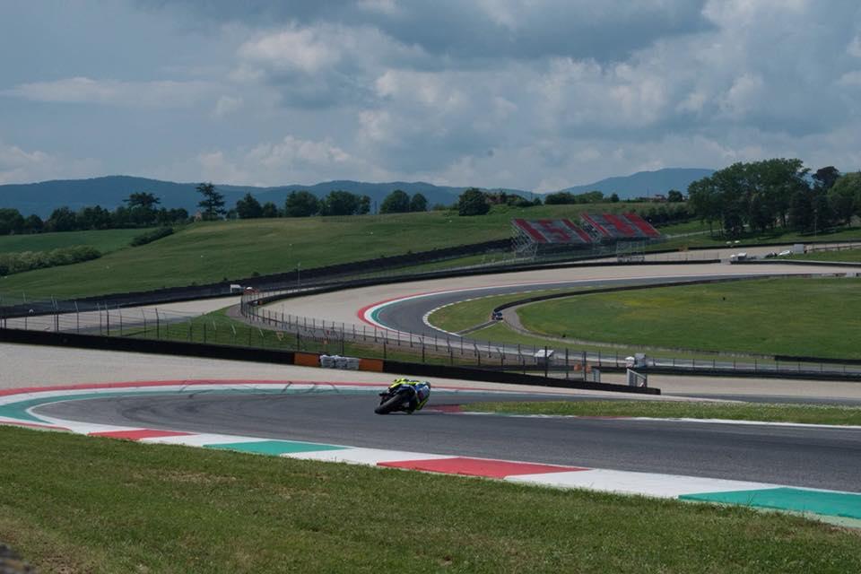 MotoGP | Test Mugello: La pioggia rovina i piani