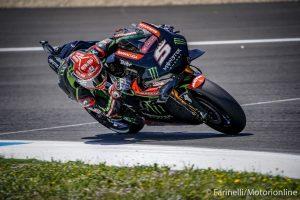 MotoGP | Gp Jerez Test Mattina: Zarco davanti a Crutchlow e Vinales