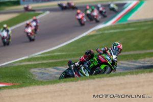 SBK | Pata Italian Round, Gara2: Jonathan Rea eguaglia Carl Fogarty