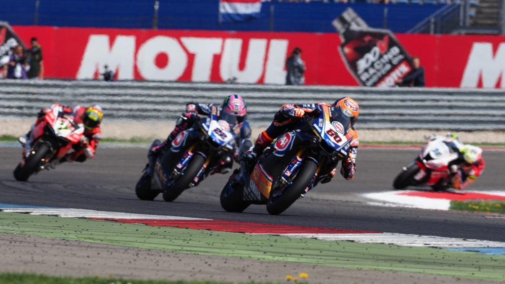 SBK   Pata Italian Round: Yamaha in cerca di continuità