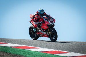 SBK | Geico US Round, FP3: buon inizio per Ducati