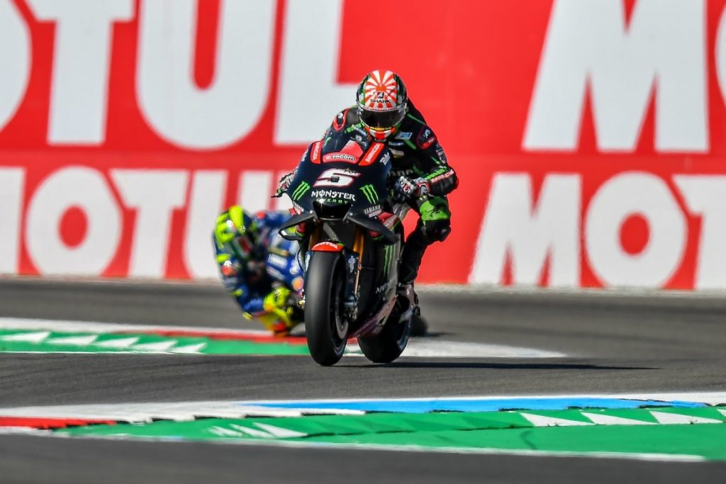 "MotoGP | Gp Assen Day 1: Zarco, ""Feeling buono"""
