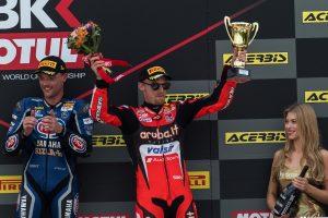 SBK | Acerbis Czech Round, Gara2: Davies torna sul podio