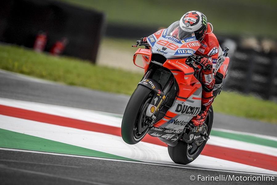 "MotoGP   Gp Mugello: Lorenzo risponde a Domenicali, ""Rimanere in Ducati? Ormai è tardi"""
