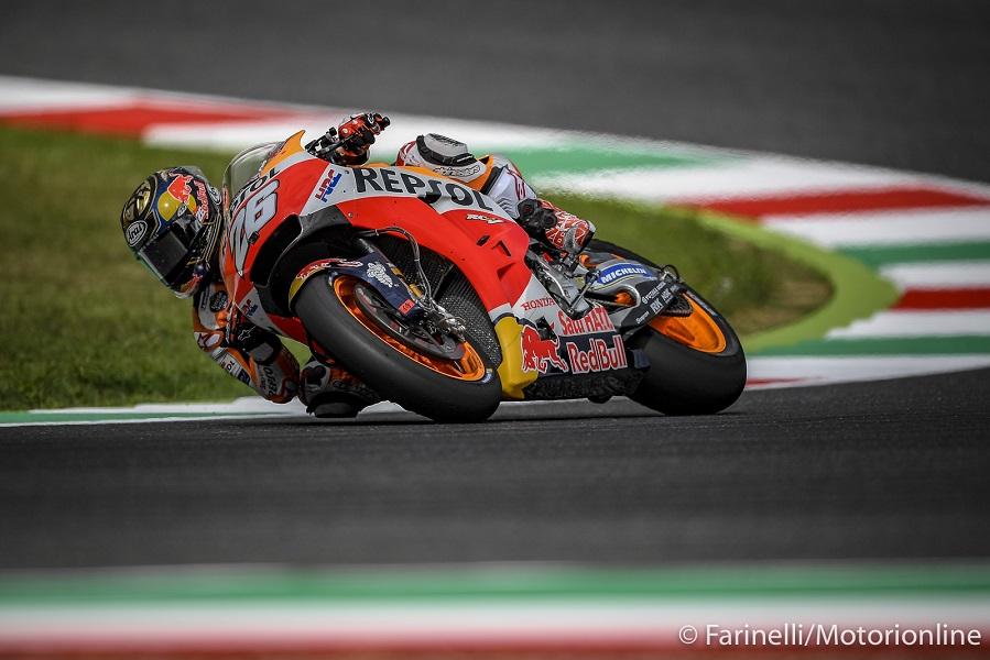 "MotoGP   Gp Mugello Gara: Pedrosa, ""E' stato un weekend molto difficile"""