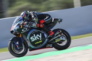 Moto2 | Gp Assen FP1: Dominio italiano, Bagnaia davanti a Locatelli