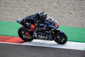 Moto2 | Gp Barcellona FP1: Bagnaia al Top