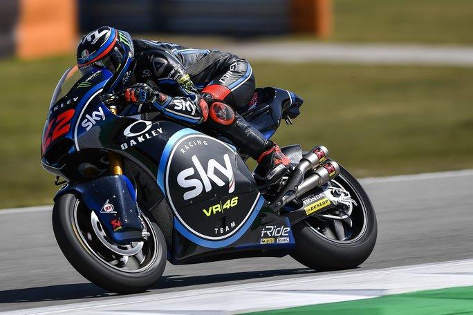Moto2 | Gp Assen FP3: Bagnaia davanti a Fenati