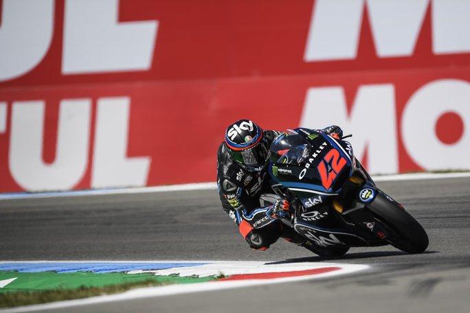 Moto2 | Gp Assen Qualifiche: Bagnaia centra la pole position, Marini in prima fila