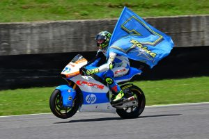 "Moto2   GP Mugello Gara: Baldassarri, ""Mi sentivo forte dall'inizio"""