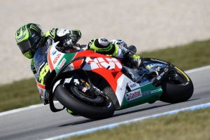"MotoGP | Gp Assen Day 1: Crutchlow, ""Il meteo è dalla nostra parte"""