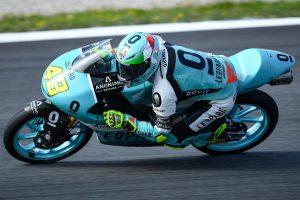 """Moto3   GP Assen Day 1: Dalla Porta, """"Ci sono aree su cui possiamo migliorare"""""""