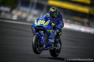 MotoGP | Gp Mugello FP1: Iannone al Top, seguono le Ducati di Pirro e Dovizioso, Rossi è ottavo