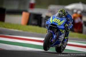 MotoGP | Gp Mugello FP4: Iannone è il più veloce, seguono le Ducati di Lorenzo e Dovizioso
