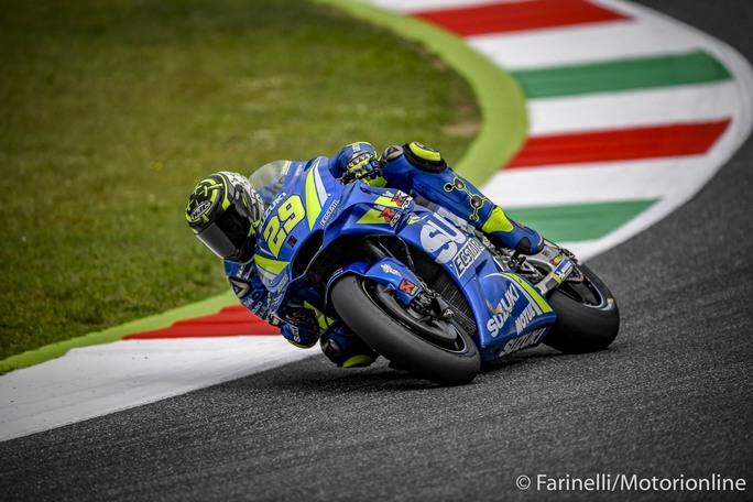 MotoGP| Gp Mugello Warm Up: Iannone al Top, Dovizioso è terzo, Rossi settimo