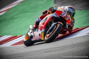 MotoGP | Gp Assen FP1: Marquez al Top, Rossi è terzo, Lorenzo a terra