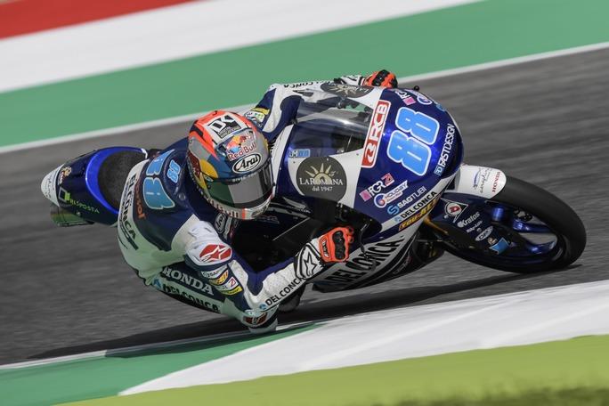 Moto3 | Gp Mugello FP3: Martin beffa Bezzecchi, Migno è terzo