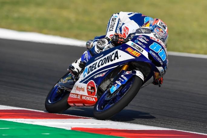 Moto3 | Gp Barcellona Warm Up: Martin davanti a Bastianini e Bulega