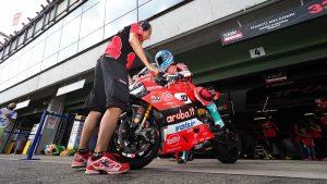 SBK | Acerbis Czech Round, FP3: Melandri punta alla vittoria a Brno