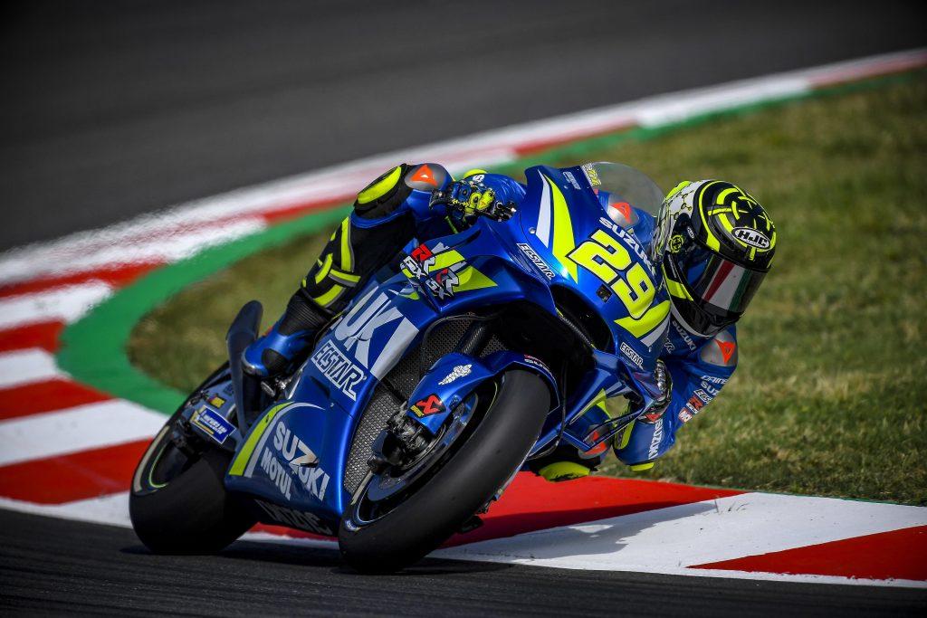 """MotoGP   GP Barcellona Qualifiche: Iannone, """"Ci mancano un paio di decimi"""""""