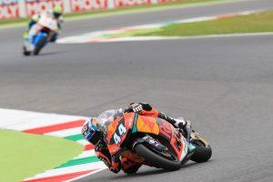 Moto2 | Gp Mugello Gara: Oliveira beffa Baldassarri, Bagnaia quarto