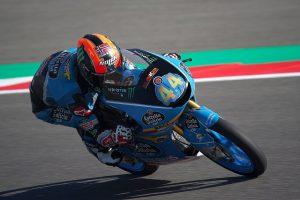 Moto3 | Gp Assen FP2: Canet detta il passo, brutta caduta per Martin