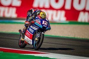 Moto3 | Gp Assen FP3: Bezzecchi svetta davanti a Canet
