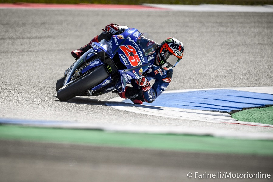 "MotoGP | Gp Assen Qualifiche: Vinales, ""Abbiamo sacrificato la QP per la gara"""