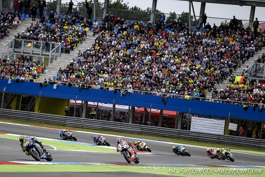 MotoGP | Gp Assen: Riapre l'università delle moto. Date, Orari e Info