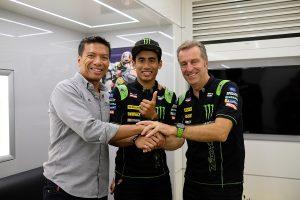 MotoGP | Hafizh Syahrin e Tech3, il matrimonio continua