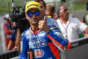 """Moto2   Gp Mugello Qualifiche: Pasini, """"Questa è una pista speciale per me"""""""