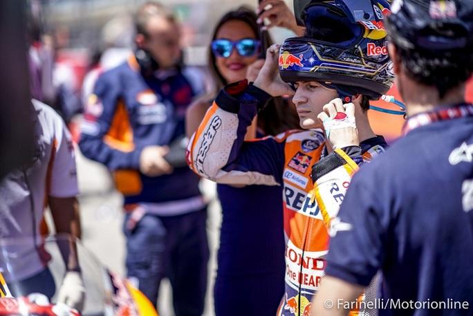 MotoGp Honda, ufficiale l'addio di Pedrosa