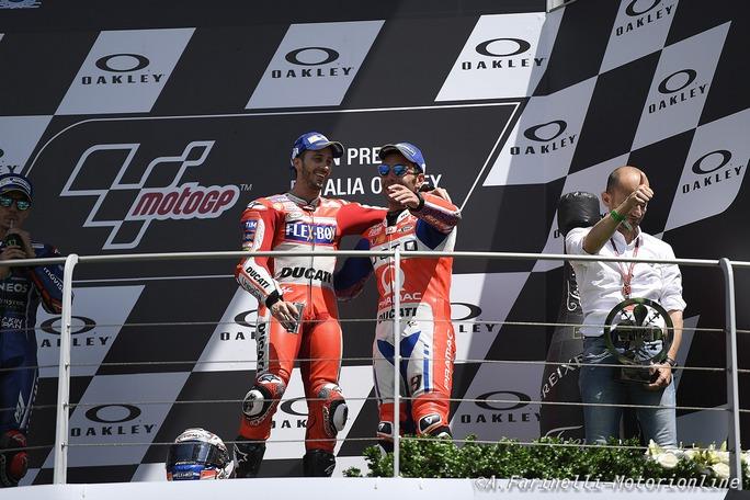 MotoGP | Ufficiale, Danilo Petrucci affiancherà Andrea Dovizioso in Ducati