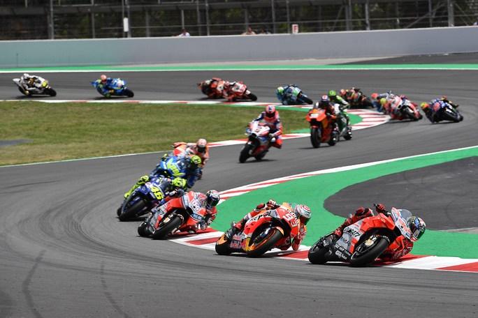 Moto Gp, Montmelò: Lorenzo non si ferma più. Marquez controlla, Rossi 3°