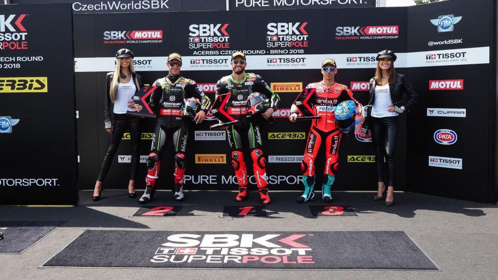 SBK | Acerbis Czech Round, Tissot-Superpole: dopo sei anni ancora Tom Sykes