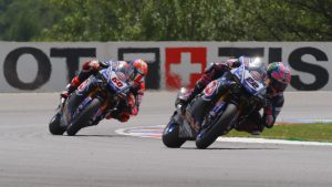 "SBK | Geico US Round: Yamaha sfida il ""Cavatappi"""