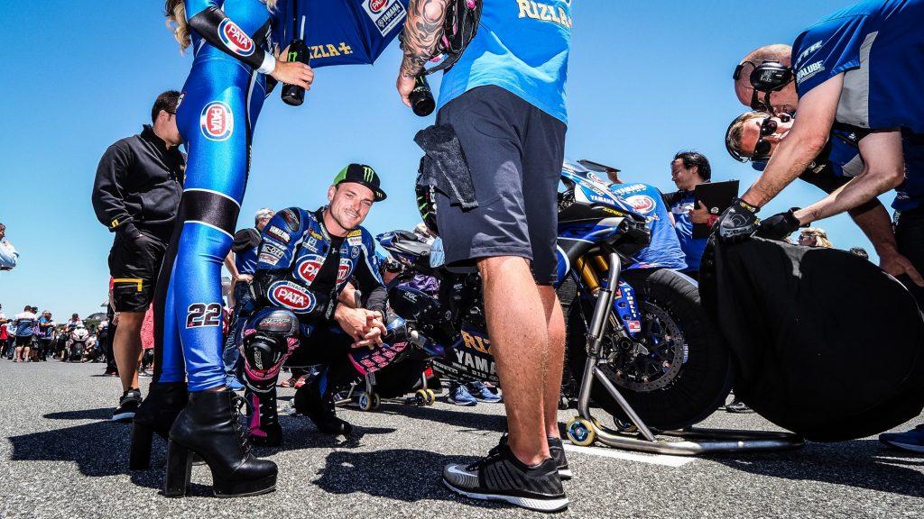 SBK | Geico US Round, Gara2: solido weekend per Yamaha